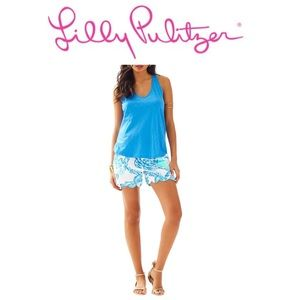 Lily Pulitzer Minka Trapese tank top